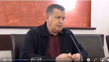 Mircia Gutau il plezneste elegant pe liberalul Victor Stanculescu