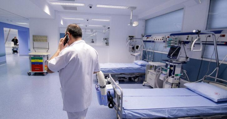 În unitățile sanitare  din județul Vâlcea nu  se află nicio persoana internata  cu SARS-CoV-2!