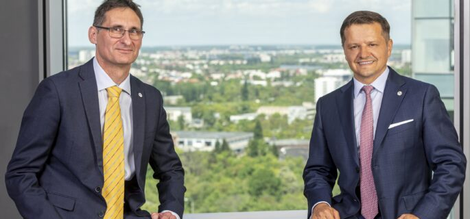 Tivadar Runtag și Stefan Vuza