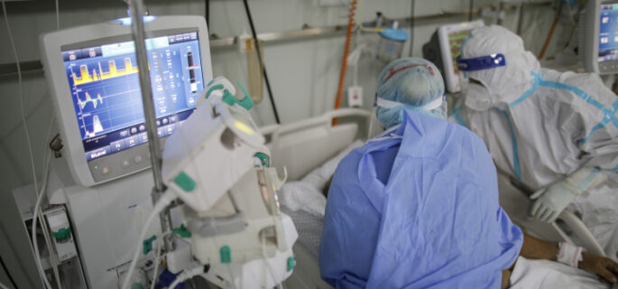 Covid spital