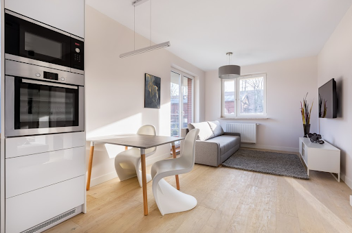Amenajarea unui apartament tip studio: 3 trucuri practice